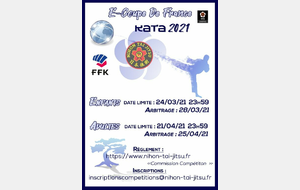 e-Coupe de France Kata - Adultes